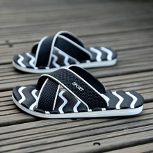 [PRE-ORDER] Men Wave Non-Slip Beach Flip-Flops Sandals