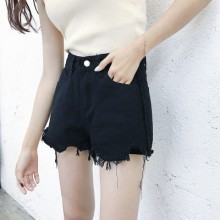 [PRE-ORDER] Women Sexy High Waist Denim Shorts