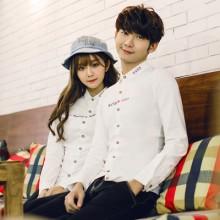 [PRE-ORDER] Men Couple Harajuku Style Long Sleeve T Shirts