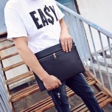 [PRE-ORDER] Men Business Zipped A4 Envelope IPAD Handbag