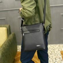 [PRE-ORDER] Men Business Casual PU Crossbody Sling Shoulder Bag
