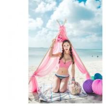 [PRE-ORDER] Women Sexy Push Up Bikini Swimsuit Set