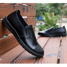 [PRE-ORDER] Men England Casual Working Office PU Leather Shoes