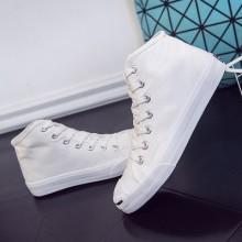 [PRE-ORDER] Men Couple Women Lace Casual Canvas Shoes