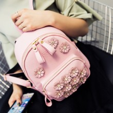 [PRE-ORDER] Women Flower Flory Casual Backpack