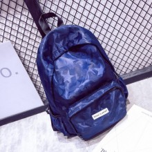 [PRE-ORDER] Women Fashion Shinny Star Nylon Backpack