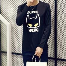 [PRE-ORDER] Men Batman Super Hero Long Sleeve T-Shirt