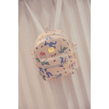 [PRE-ORDER] Women Cute Korean Fishes Outing Casual Backpack