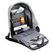 [PRE-ORDER] Men Anti Theft PC Laptop Student Working Backpack