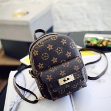 [PRE-ORDER] Women Classic Printing Cute Outing Small Backpack
