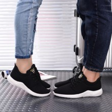 [PRE-ORDER] Men Couple Breathable Material Running Sports Shoes
