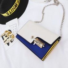 [PRE-ORDER] Women Mixed Color Unique Special Locker Sling Bag