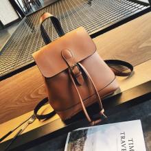 [PRE-ORDER] Women PU Leather Multipurpose Sling Bag Backpack