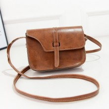 [READY STOCK] Women Retro Simple Rectangle Outing Small Crossbody Sling Bag