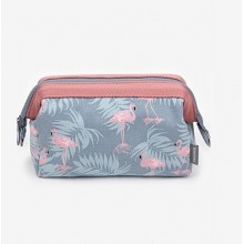 [PRE-ORDER] Women Printed Waterproof Cosmetic Travel Organizer