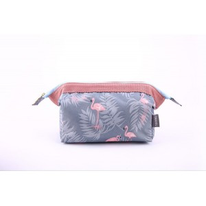 [PRE-ORDER] Women Printed Mini Waterproof Cosmetic Travel Organizer