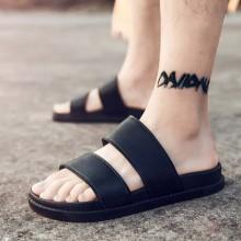 [PRE-ORDER] Men Women Couple Non-slip Simple Design Slippers