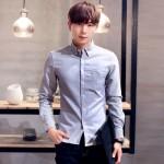 [PRE-ORDER] Men Office Attire Long Sleeves Shirt