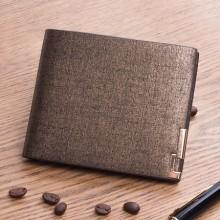 [PRE-ORDER] Men Shining Classy Business Wallet